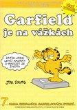 Garfield je na vážkách - obálka