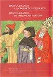 (In)tolerance v evropských  dějinách /  (In)Tolerance in European  History - obálka