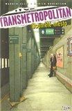 Osamělé město (Transmetropolitan 5) - obálka