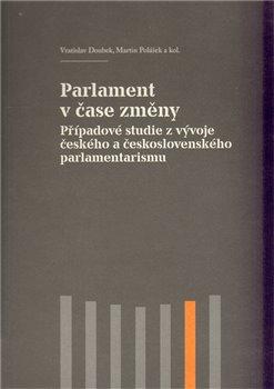Obálka titulu Parlament v čase změny
