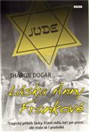 Obálka knihy Láska Anny Frankové