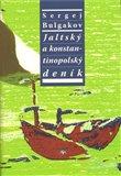 Jaltský a konstantinopolský deník (Duchovní deník teologa II) - obálka