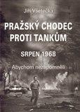 Pražský chodec proti tankům - obálka
