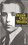 Deník Otty Wolfa 1942-1945 - obálka