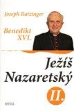 Ježíš Nazaretský II. - obálka