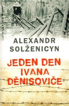 Obálka titulu Jeden den Ivana Děnisoviče