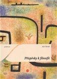 Příspěvky k filosofii - obálka
