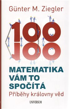 Oblka titulu Matematika v&#225;m to spo&#237;t&#225;