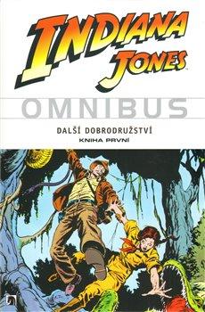 Další dobrodružství 1. Indiana Jones - Archie Goodwine, David Michelinie, John Boyne
