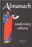 Almanach medievisty-editora (Medievalist Editor´s Almanac) - obálka