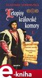 Letopisy královské komory I. - obálka