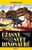 Úžasný svět dinosaurů - obálka
