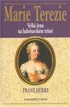 Obálka knihy Marie Terezie