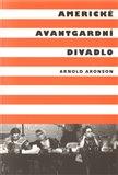 Americké avantgardní divadlo - obálka