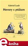Hovory s ptákem - obálka
