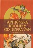 Arménské kroniky od jezera Van - obálka