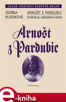 Obálka titulu Arnošt z Pardubic