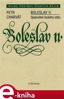 Obálka titulu Boleslav II.