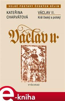 Obálka titulu Václav II.
