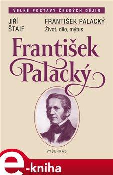 Obálka titulu František Palacký
