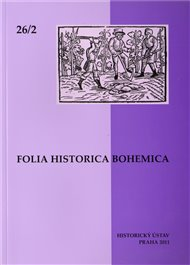 Folia Historica Bohemica 26/2