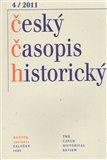 Český časopis historický 4/2011 - obálka