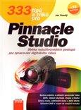 333 tipů a triků  pro Pinnacle Studio - obálka