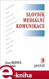 Slovník mediální komunikace - obálka