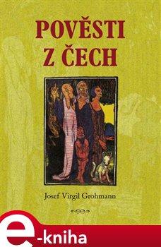 Obálka titulu Pověsti z Čech