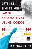Šetři se, Einsteine! (Kniha, vázaná) - obálka