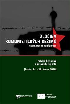 Obálka titulu Zločiny komunistických režimů