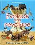 Evoluce není revoluce - obálka