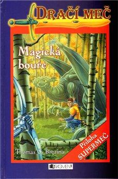 Obálka titulu Magická bouře