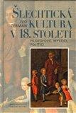 Šlechtická kultura v 18. století - obálka