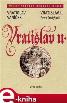 Obálka titulu Vratislav II.