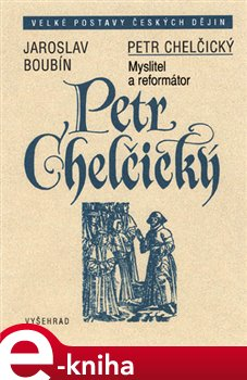 Obálka titulu Petr Chelčický