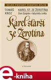 Karel starší ze Žerotína (Don Quijote v labyrintu světa) - obálka