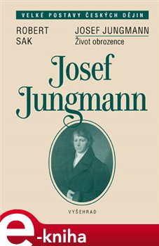 Obálka titulu Josef Jungmann
