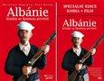 Albánie - Kráska se špatnou pověstí + DVD - obálka