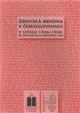 Židovská menšina v Československu v letech 1956-1968 - obálka
