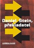 Daniel Stein, překladatel - obálka