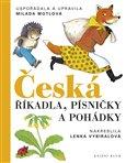 Česká říkadla, písničky a pohádky - obálka