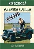 Historická vojenská vozidla (encyklopedie) - obálka