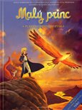 Malý princ a planeta Ohnivého ptáka (Malý princ 2) - obálka