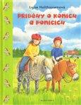 Příběhy o koních  a ponících - obálka