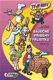 Báječné příběhy Čtyřlístku 1979 až 1982 ((5.velká kniha)) - obálka