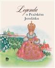 Legenda o Pražském Jezulátku - obálka