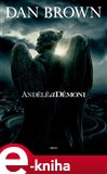 Andělé a démoni - obálka