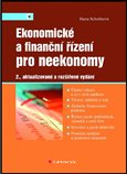 Ekonomické a finanční řízení pro neekonomy - obálka