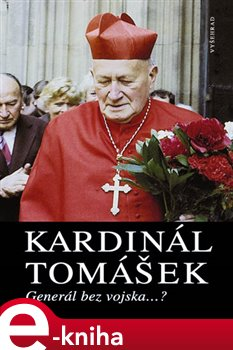 Obálka titulu Kardinál Tomášek